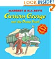 Curious George and the Dump Truck (8x8 with stickers)