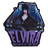 Macabre Mobile Elvira Patch