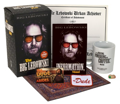 The Big Lebowski Kit: The Dude Abides (Running Press Mega Kit)