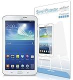 amFilm Samsung Galaxy Tab 3 7.0 Tablet T210 Premium Screen Protector Film HD Clear (2 Pack)