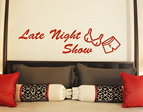 sticker-mural-nokp29-late-night-show-farbedunkelrotdimensions90cm-x-256cm