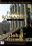 Global Treasures The Forum Of Rome [DVD] [NTSC]