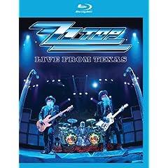 ライヴ・フロム・テキサス(Blu-ray Disc)