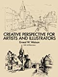 img - for Creative Perspective for Artists and Illustrators (Dover Art Instruction) book / textbook / text book