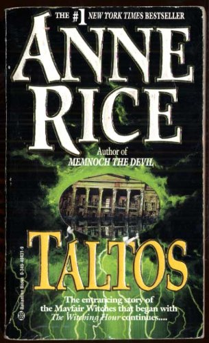 Taltos; Lives of the Mayfair Witches