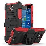 Microsoft Lumia 650 Hülle - MoKo [Heavy Duty Serie]