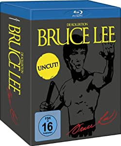 Bruce Lee: Collection (BR) 4BRs -uncut- [Import germany]