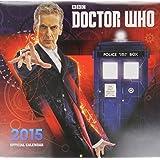 Official Doctor Who 2015 Wall Calendar (Calendars 2015)