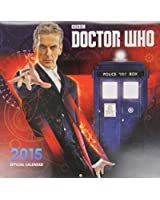 Official Doctor Who Square Calendar 2015