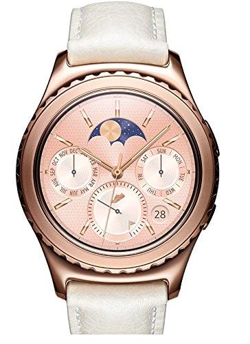 Samsung Gear S2 Classic Premium - Smartwatch, color oro rosa