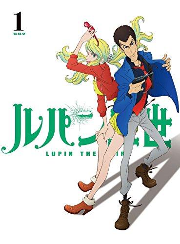 【Amazon.co.jp限定】ルパン三世 PART IV Vol.1  [Blu-ray](全巻購入特典:「描き下ろし全巻収納BOX 」引換シリアルコード付)