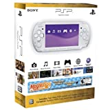 PSP-3000 ModNation Racers - White - Standard Editionby Sony Computer...