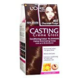 L'Oreal Casting Creme Gloss NEW SHADE Chocolate Fudge 403