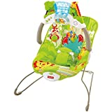 Fisher-Price Rainforest Friends Deluxe Bouncer