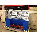 """Precision Matthews 14""""x40"""", 2"""" Spindle Bore, Metal Lathe Package, with 2 axis DRO Included. Quick Change Tool Post Set, 3 and 4 jaw chucks, much more!"""