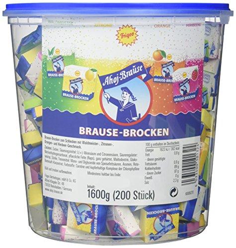 frigeo ahoj brause brause brocken 1 er pack 1 x 1 6 kg. Black Bedroom Furniture Sets. Home Design Ideas