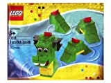 LEGO Mini Figure Set #40019 Brickley the Sea Serpent Bagged