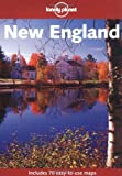 img - for New England (Lonely Planet New England) by Randy Peffer (2002-07-03) book / textbook / text book