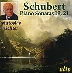 Schubert:Piano Sonatas 19 21