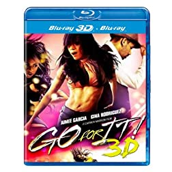 Go for It! 3D [Blu-ray 3D+2D] (Region Free)