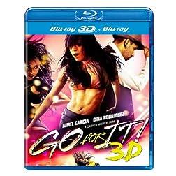 Go for It! 3D [Blu-ray 3D+2D] (Region Free)