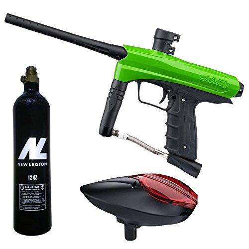 Kids Paintball Markierer cal.50 inkl. Loader und 12oz CO2 Tank – Green Mamba günstig kaufen