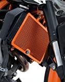 R G Radiator Guard Titanium for KTM 390 Duke  RC125 200 390