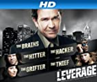 Leverage [HD]: Leverage Season 2 [HD]