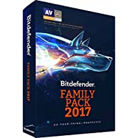 Bitdefender Family Pack 2017 - Unlimited Devices