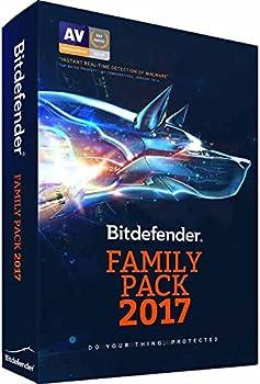 Bitdefender Family Pack 2017 Software