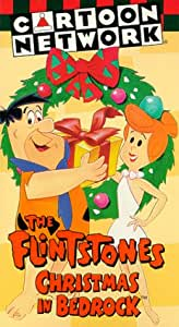 The Flintstones: Christmas In Bedrock: The Flintstone's Family Christmas and How the Flintstones Saved Christmas [VHS]