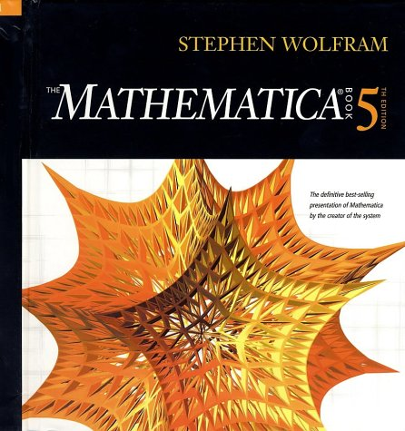 The Mathematica Book, 5th Edition
