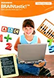 Braintastic Maths And Word Skills PC CD Rom - Sealed