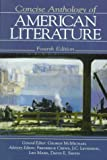 img - for Concise Anthology of American Literature book / textbook / text book