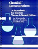 Chemical Demonstrations: A Sourcebook for Teachers Volume 2 (An American Chemical Society Publication)