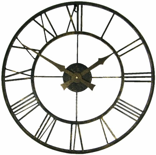 Roger Lascelles, Outdoor / Indoor Metal Clock
