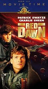 Amazon.com: Red Dawn [VHS]: Patrick Swayze, C. Thomas ...