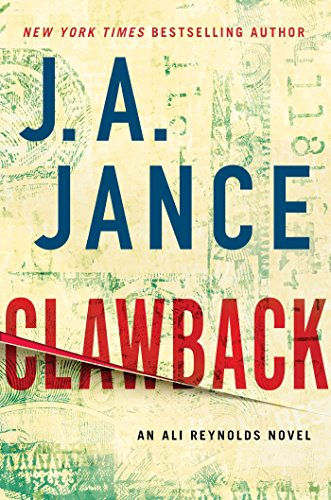 Clawback: An Ali Reynolds Novel