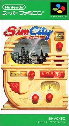 【torrent】【SNES(スーパーファミコン)】シムシティー Sim City[ROM][zip]