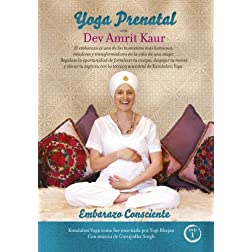 Yoga Prenatal 1: Embarazo Consciente