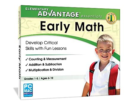 Elementary Advantage Essentials Early Math
