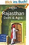 Lonely Planet Rajasthan, Delhi... Gui...