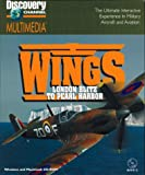 img - for Wings: London Blitz to Pearl Harbor - CD-ROM (Discovery Channel Multimedia: Wings) book / textbook / text book