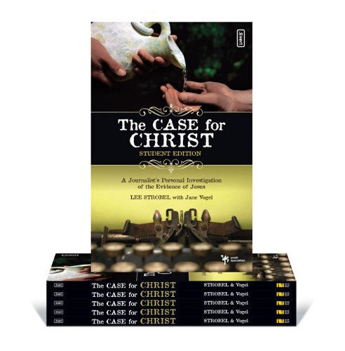 The Case for Christ--Student Edition 6 Pack310248515