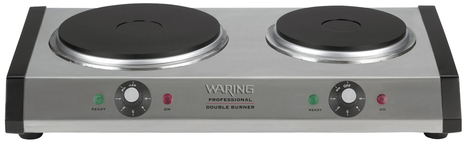 Double Electric Burner Portable Portable Double Burner