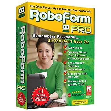 AI RoboForm Pro v6.9.91