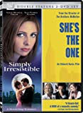 She's the One & Simply Irresistable [DVD] [1999] [Region 1] [US Import] [NTSC]