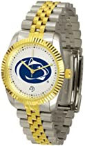 Penn State Nittany Lions NCAA Mens Steel Executive Watch