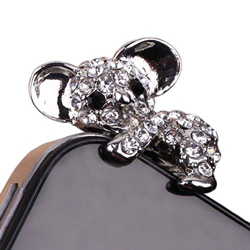 Super Meng Voller DiamantstaubsteckerKoala Telefon Qualitat Ist Super Gut