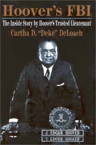 a biography of j edgar hoover the first director of the federal bureau of investigation
